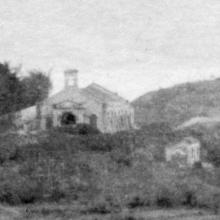 Church on hill next to Sung Wong Toi