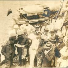 1924 American Round-the-world flyer arrives in HK