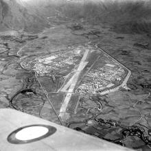RAF Sek Kong Airfield, early 1950s
