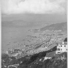 c.1939 View from the Peak
