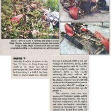 Ford Model T wreck found in Hong Kong