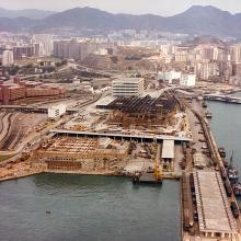 Tsim Sha Tsui East-May 1979