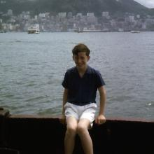 Ride on Star Ferry
