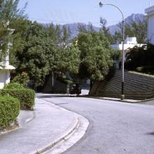 Kadoorie Ave...View down from St.George's Court