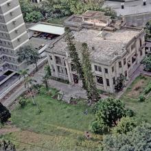 Ho Man Tin Hill Road-Last of the mansions