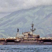 USS MIDWAY-1983