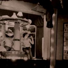 Strippers - Lai Chi Kok Amusement Park - 1953