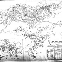 1909 Map of Hong Kong