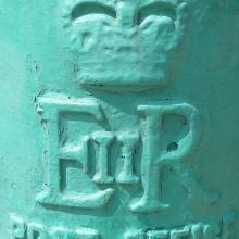 Elizabeth II Postbox Cipher