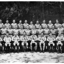 Sep 1935 Stonecutters, Junior NCOs