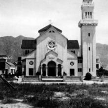 St Theresa's Church Kowloon 1935
