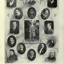 Members of the Executive and Legislative Councils 1908