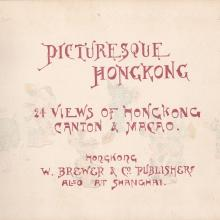 02 Picturesque HK Title Page
