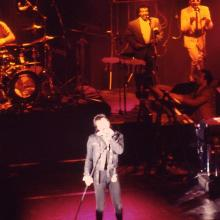 1986 - Paul Young in concert at Ko Shan Theatre