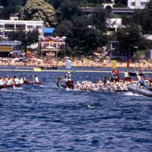 1996 - Stanley dragon boat races