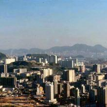1979 - view over Tsuen Wan