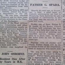 Article from SCMP November 1932 (part 1)