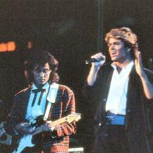 1985 - Wham in concert