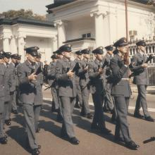 Sir Edward Youde's funeral #13