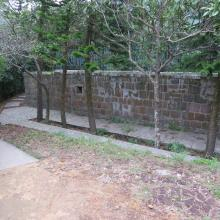 Wall at the Butts