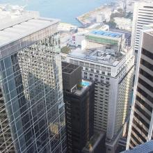 2002 - view of St George's Building