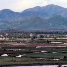 1978 - view from Lok Ma Chau Lookout