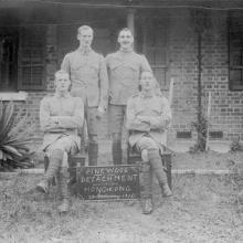 1916 Pinewood Battery Detachment