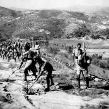 1938 Trench Digging - Indian Troops (1)