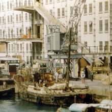 1950s Kowloon Wharves