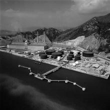 Tsing Yi Power Station (1970's)
