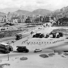 1960 Kowloon City Roundabout