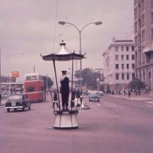 1962 Junction of Nathan Road and Salisbury Road