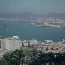 1963 HK 11 Harbour from Magazine Gap Road.jpg