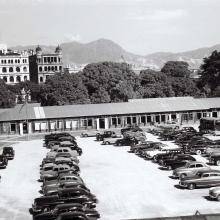 Cheero Club and car park