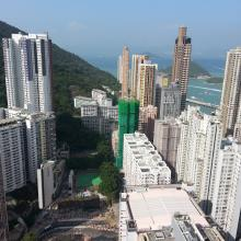 20141029 View over Kennedy Town