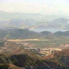 1979 - view from Robin's Nest
