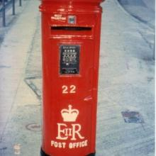 Queen Elizabeth II Postbox No. 22