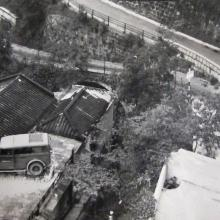 1945 Army Car Accident