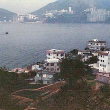 1982 - Lamma Island, walking to Yung Shue Wan