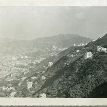 HONG KONG: 1950'S (view from the Peak 3)