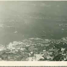 HONG KONG: 1950'S (view from the Peak 1)
