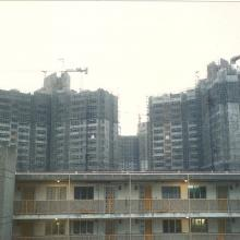 1989 - 1990 Kellett Bay (Wah Kwai Estate construction completed)