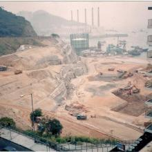 1988 Kellett Bay (Wah Kwai Estate under construction)