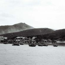 Silvermine Bay waterfront