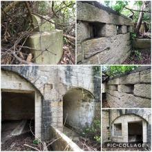 Stonecutters island Central battery