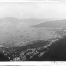 c.1904 View over Hong Kong Harbour