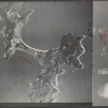 94 years old HIGH-Resolution areal picture of Cheung Chau from 25 November 1924