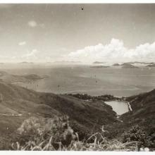 A view from the Peak?1957-Pokfulam Reservoir
