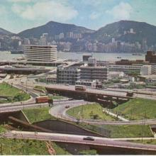 1970s Cross Harbour Tunnel Access Roads (Hung Hom)