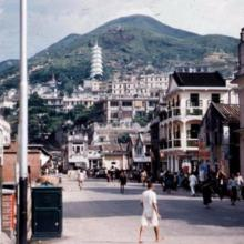 Tai Hang Looking South 1950s